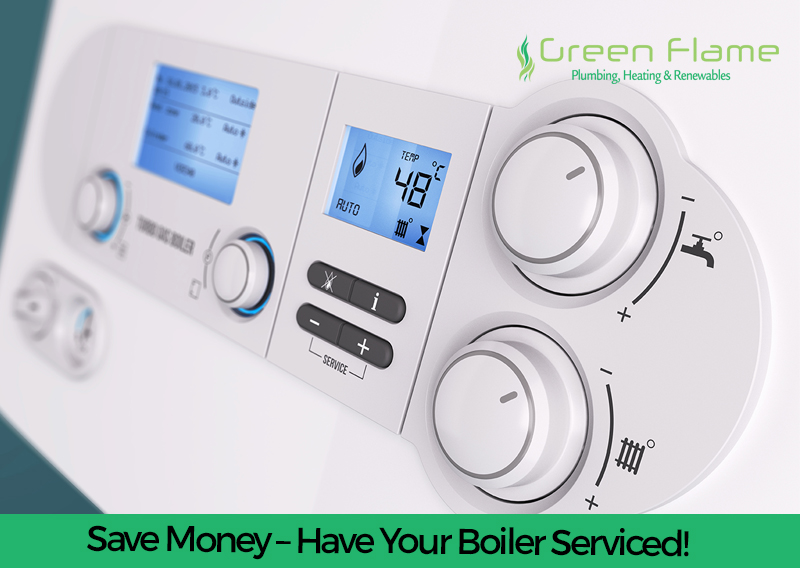 Save Money – Have Your Boiler Serviced!