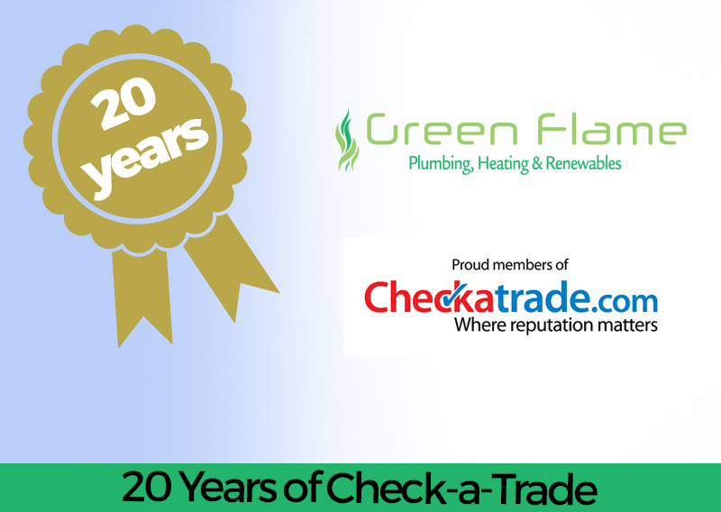 20 Years of Checkatrade!
