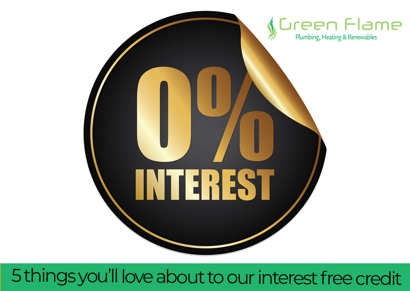 5 things you'll love about to our interest free credit